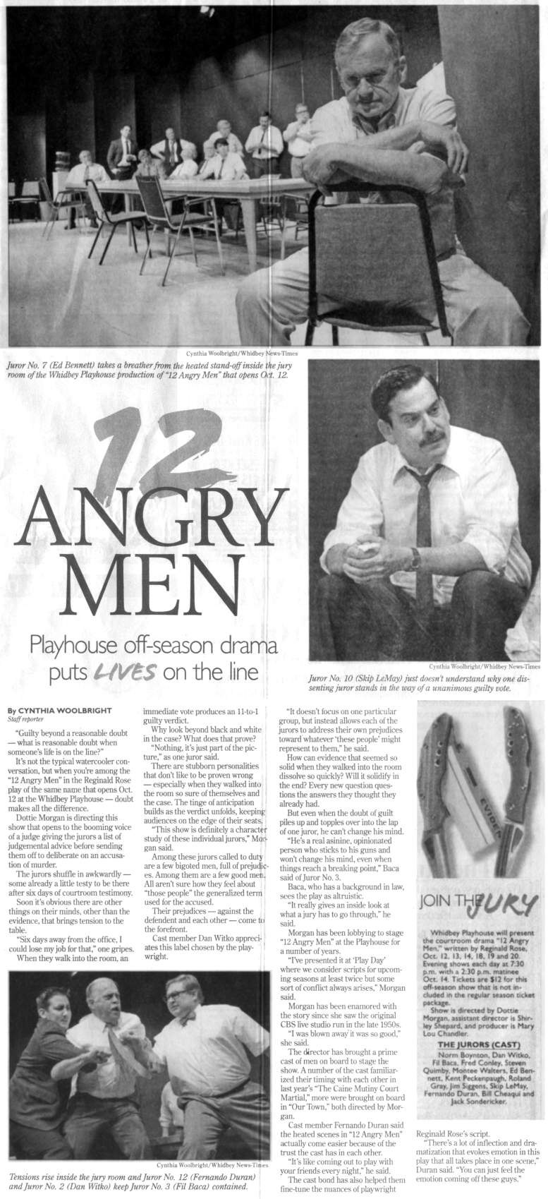 12 angry men term paper Let us write or edit the term paper on your topic twelve angry men: negotiation techniques employed with a personal 20% discount.