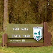 "Link to Facebook album ""My Photos of Fort Casey State Park"""