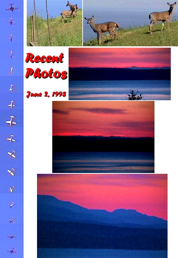 June, 1998, Photos